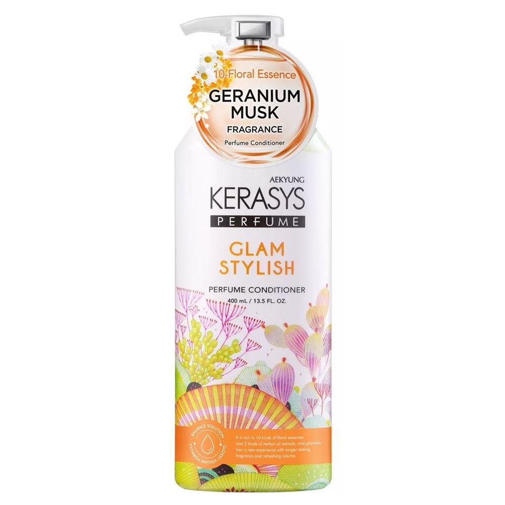 Кондиционер KeraSys Glam & Stylish Perfumed Rinse кондиционер kerasys 600
