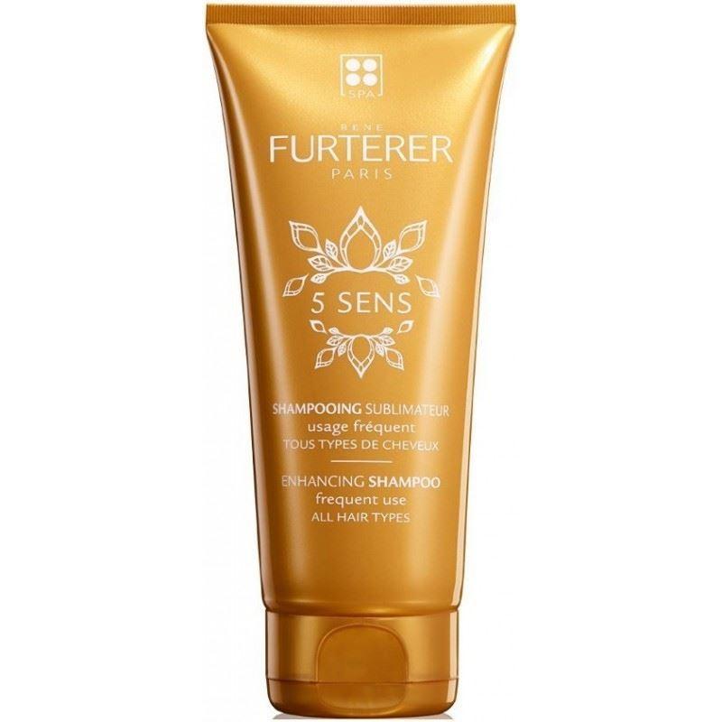 Шампунь Rene Furterer 5 Sens Enchancing Shampoo 200 мл sens 1 3 2008 г