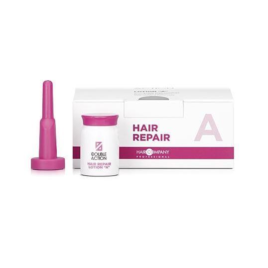 Лосьон Hair Company Hair Repair Lotion A  (10*10 мл) лосьон hair company anti dandruff bivalent lotion