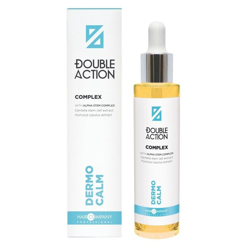 Концентрат Hair Company Dermo Calm Complex 50 мл лосьон hair company anti dandruff bivalent lotion