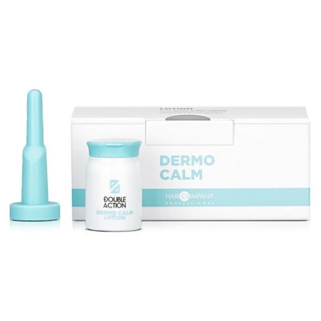 Лосьон Hair Company Dermo Calm Lotion  (10*10 мл) лосьон hair company anti dandruff bivalent lotion