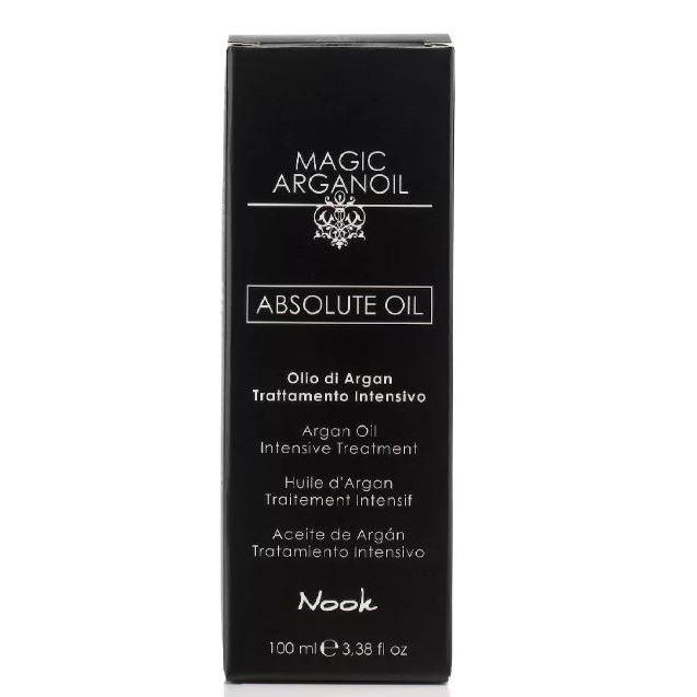 Масло Nook Absolute Oil  30 мл kativa argan oil elixir масло защитное для волос эликсир арганы 30 мл