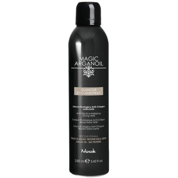Лак Nook Glamour Eco Hairspray 250 мл лак framesi by extreme hold hairspray 500 мл