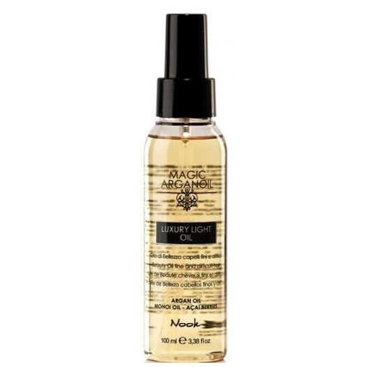 Масло Nook Luxury Light Oil  100 мл масло kativa morocco argan oil nuspa масло