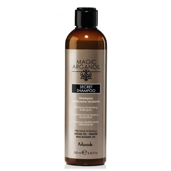 Шампунь Nook Secret Shampoo 5000 мл шампунь nook starlight blonde shampoo
