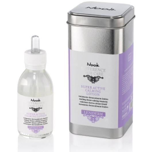 Лосьон Nook Leniderm Super Active Calming Lotion 125 мл лосьон lavera calming body lotion with organic lavender