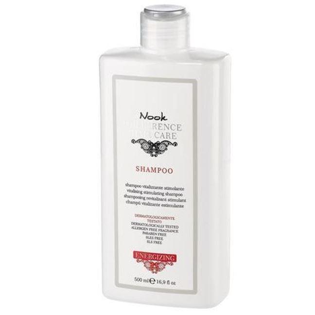 Шампунь Nook Energizing Shampoo 1000 мл llang red ginseng energizing hair shampoo объем 500 мл