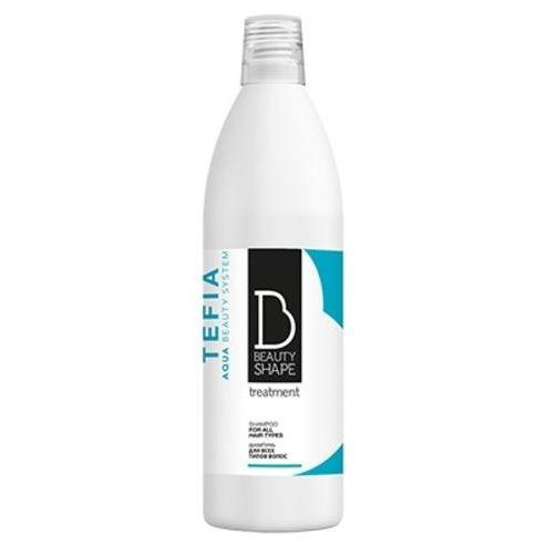Шампунь Tefia Shampoo For All Hair Types  250 мл бальзам tefia balsam for all hair types 250 мл