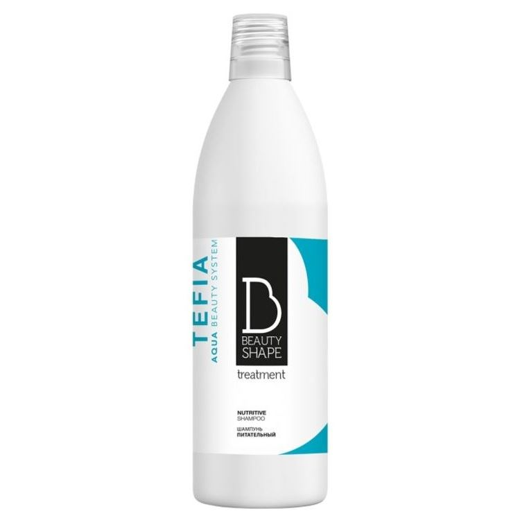 Шампунь Tefia Nutritive Shampoo 250 мл бальзам tefia nutritive balsam 250 мл