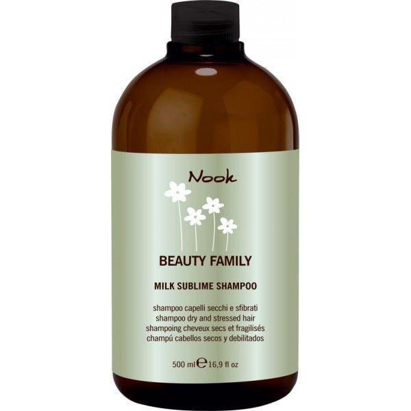Шампунь Nook Milk Sublime Shampoo 500 мл средства для волос