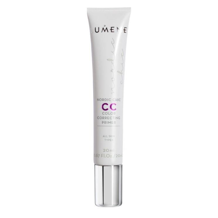 База под макияж Lumene Nordic Chic CC Color Correcting Primer cc cream lumene cc color correcting купить в москве