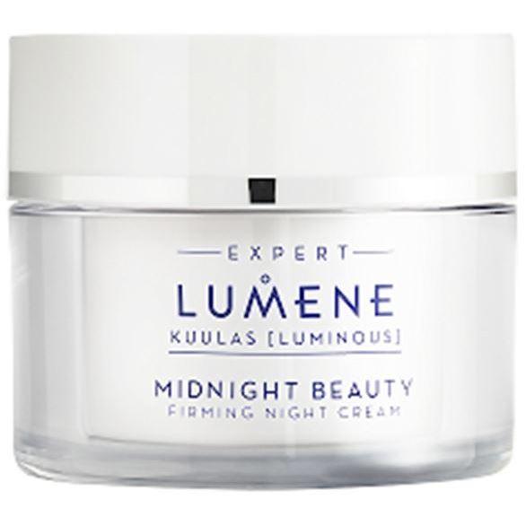 Крем Lumene Midnight Beauty Firming Night Cream 50 мл bobbi brown hydrating intense night cream ночной крем для лица hydrating intense night cream ночной крем для лица