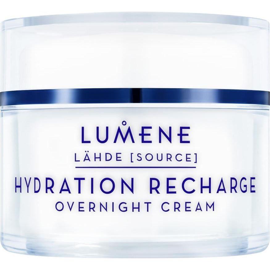 Крем Lumene Hydration Recharge Overnight Cream 50 мл недорого