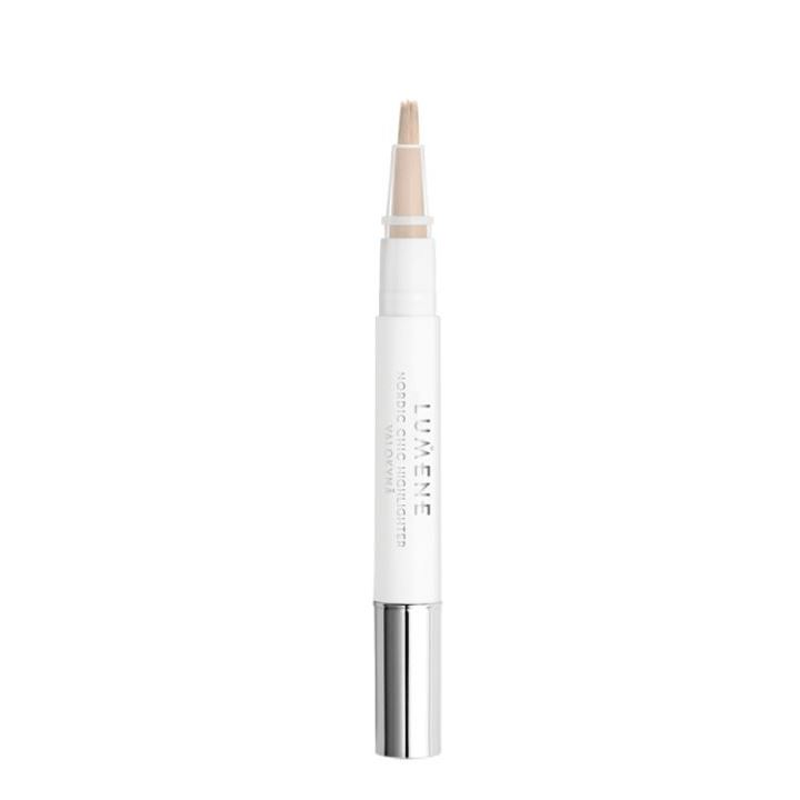 База под макияж Lumene Nordic Chic Highlighter  (2) база под макияж isadora strobing fluid highlighter 81