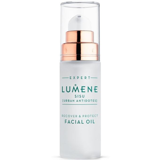 Масло Lumene Recover & Protect Facial Oil  30 мл масло lumene sisu recover