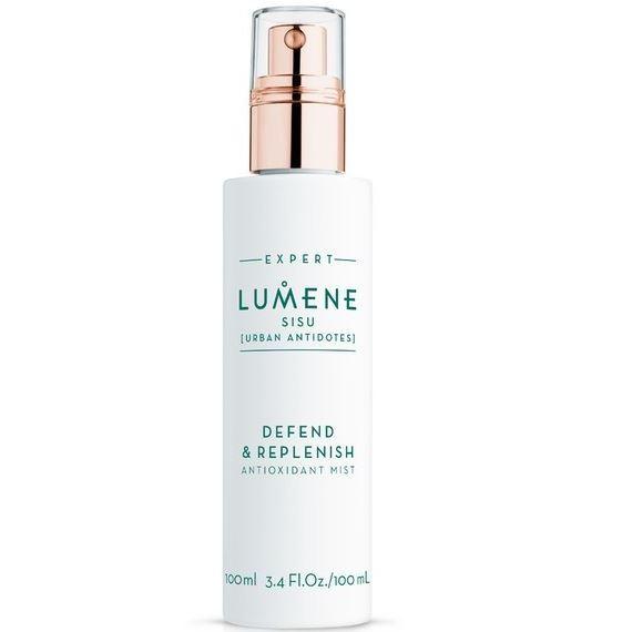 Спрей Lumene Defend & Replenish Antioxidant Mist 100 мл спрей lumene arctic spring water enriched facial mist 100 мл