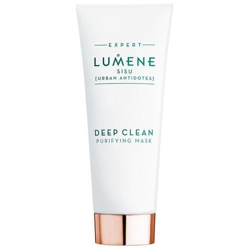 Маска Lumene Deep Clean Purifying Mask 75 мл маска matis clay mask balancing and purifying mask объем 50 мл