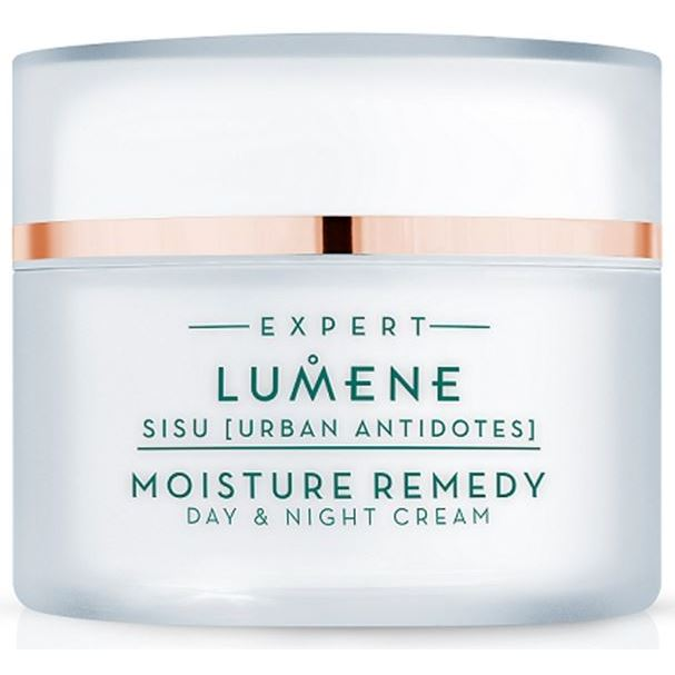 Крем Lumene Moisture Remedy Day & Night Cream lumene дневной крем для лица bright now vitamin c придающий сияние