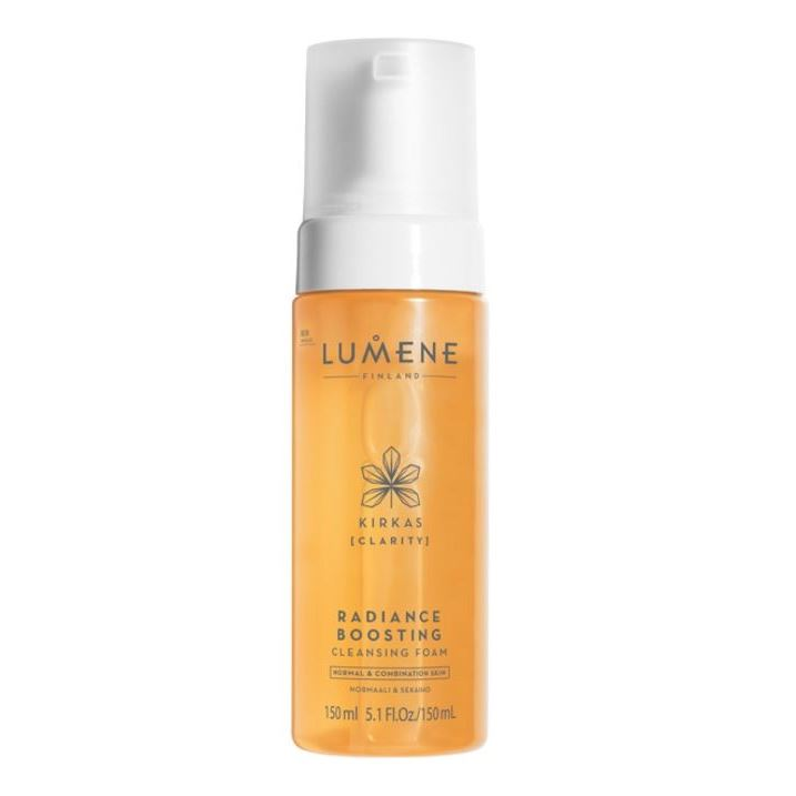 Пенка Lumene Kirkas Radiance-Boosting Cleansing Foam пенка the face shop green tea phyto powder cleansing foam объем 170 мл