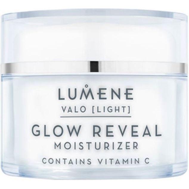 Крем Lumene Glow Reveal Moisturizer Contains Vitamin C lumene дневной крем для лица bright now vitamin c придающий сияние