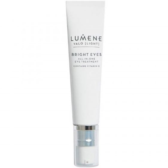Крем Lumene Bright Eyes All-In-One Eye Treatment Сontains Vitamin C  15 мл all the bright places