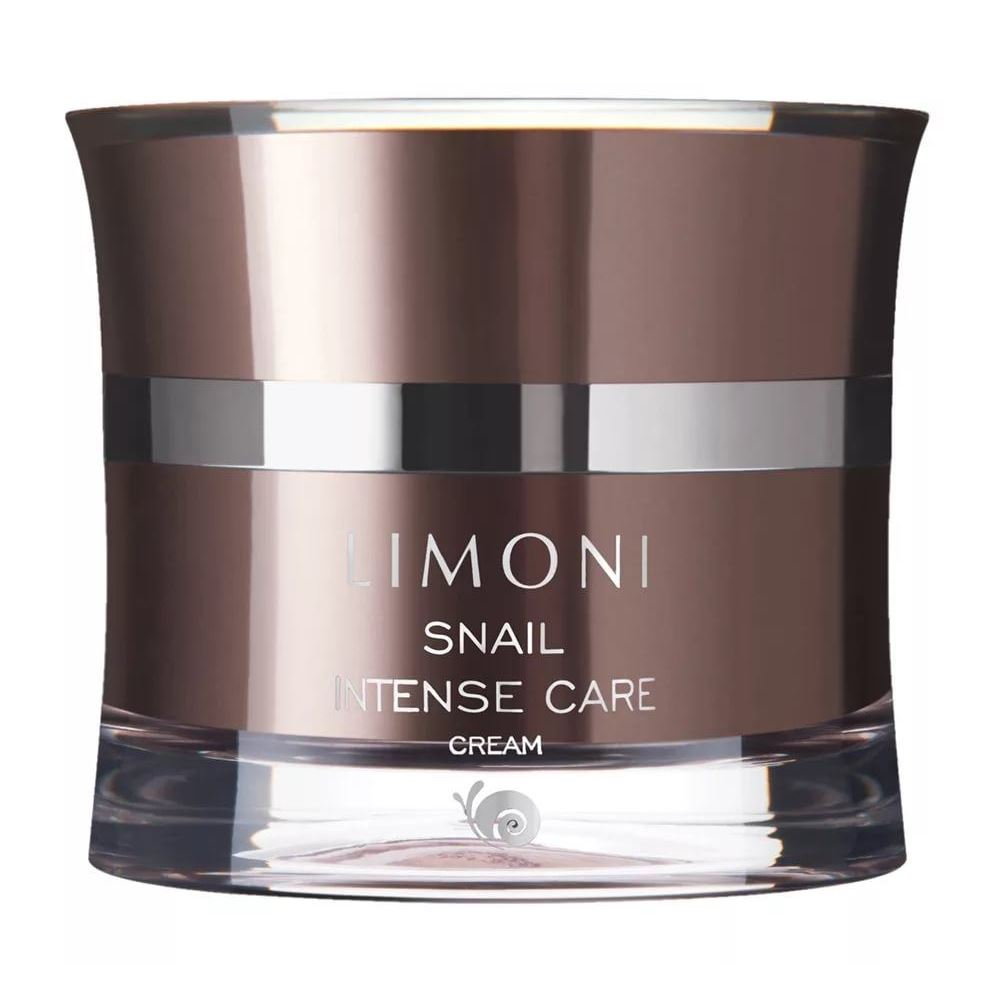 Крем Limoni Snail Intence Care Cream  50 мл holika holika крем осветляющий для лица прайм йос вайт снэил prime youth white snail tone up cream 50 мл