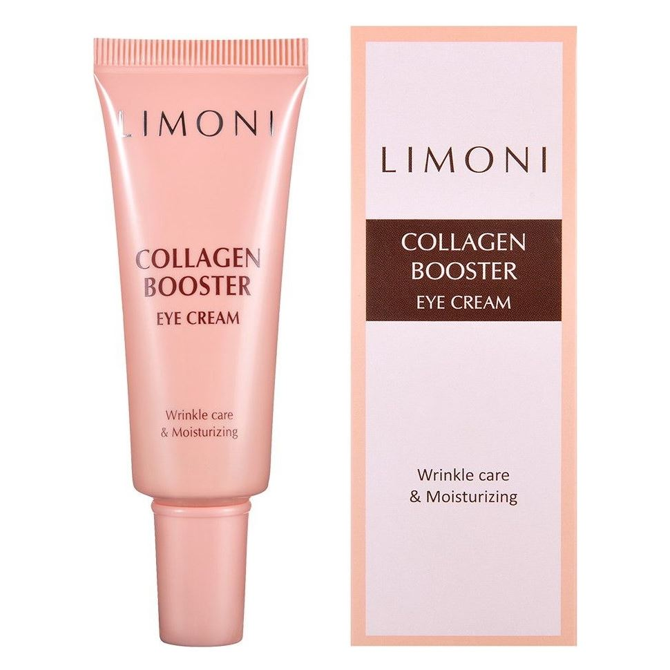 Крем Limoni Collagen Booster Lifting Eye Cream кремы limoni collagen booster intensive hand cream крем для рук с коллагеном 50мл