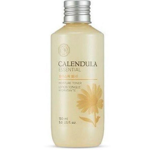 Тоник The Face Shop Calendula Essential Moisture Toner эмульсия the face shop olive essential emulsion