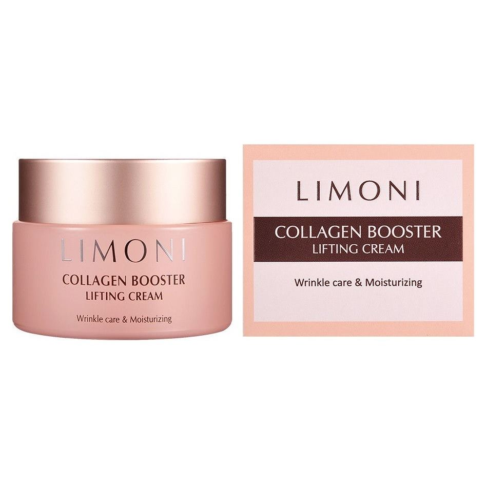 Крем Limoni Collagen Booster Lifting Cream кремы limoni collagen booster intensive hand cream крем для рук с коллагеном 50мл