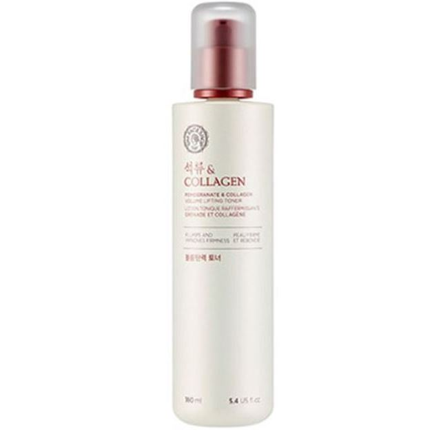 Тоник The Face Shop Pomegranate & Collagen Volume Lifting Toner bcp52 sot 223