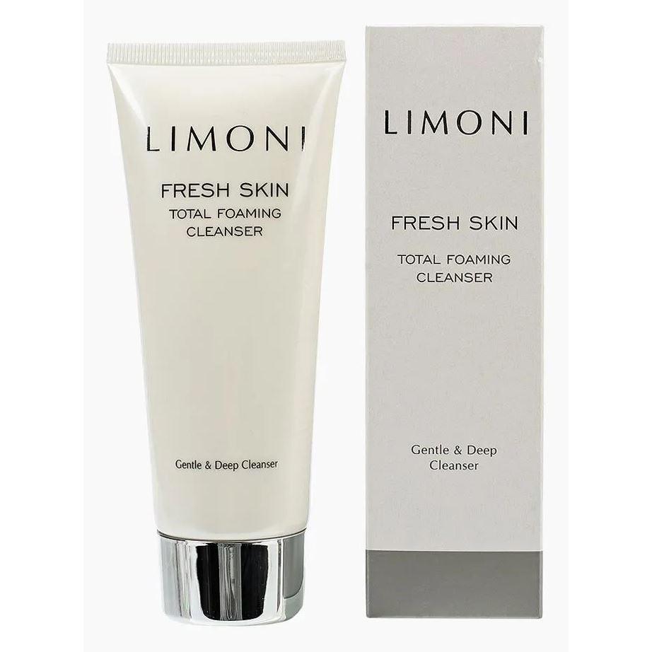 Пенка Limoni Fresh Skin Total Foaming Cleanser 100 мл пенка для умывания limoni limoni li024lwqfh30