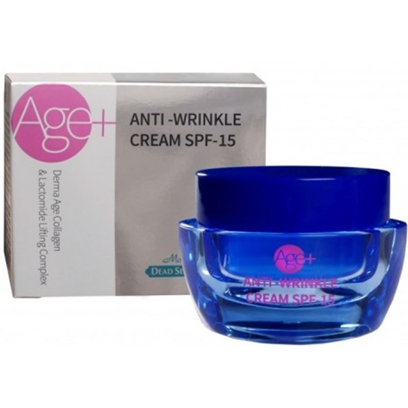 Крем Mon Platin Age+ Anti-Wrinkle Cream SPF15 50 мл шампунь mon platin в спб