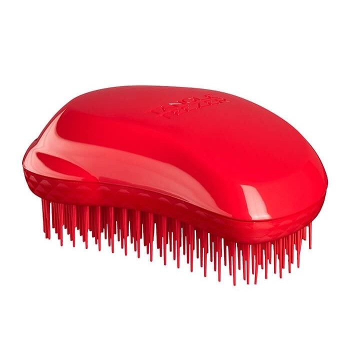 Расческа Tangle Teezer Thick & Curly - Red Salsa (1 шт) tangle teezer расческа для волос salon elite yellow