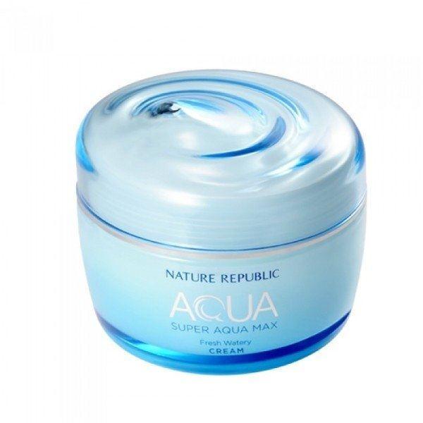 Крем Nature Republic Aqua Super Max Aqua Fresh Watery Cream недорого