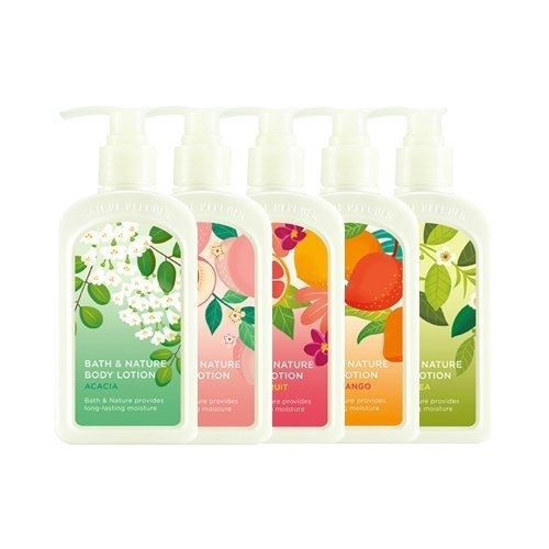 Лосьон Nature Republic Bath & Nature Body Lotion  (GreenTea) biotechnology and safety assessment