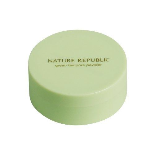 Пудра Nature Republic Botanical Green Tea Pore Powder (5 г) other botanical slimming meizitang