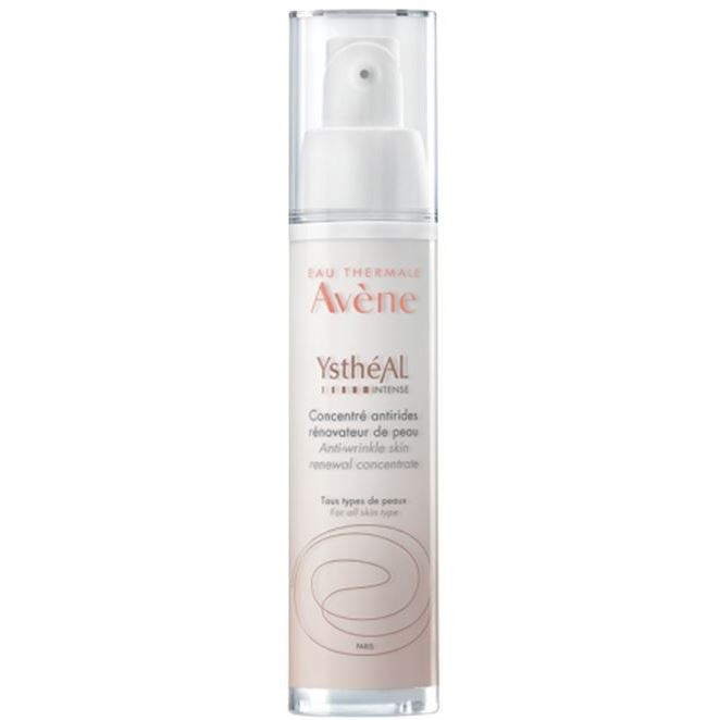цены Сыворотка Avene Ystheal Intense Anti-Wrinkle Skin Renewal Concentrate 30 мл