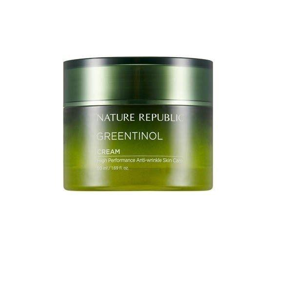 Крем Nature Republic Greentinol Cream недорого