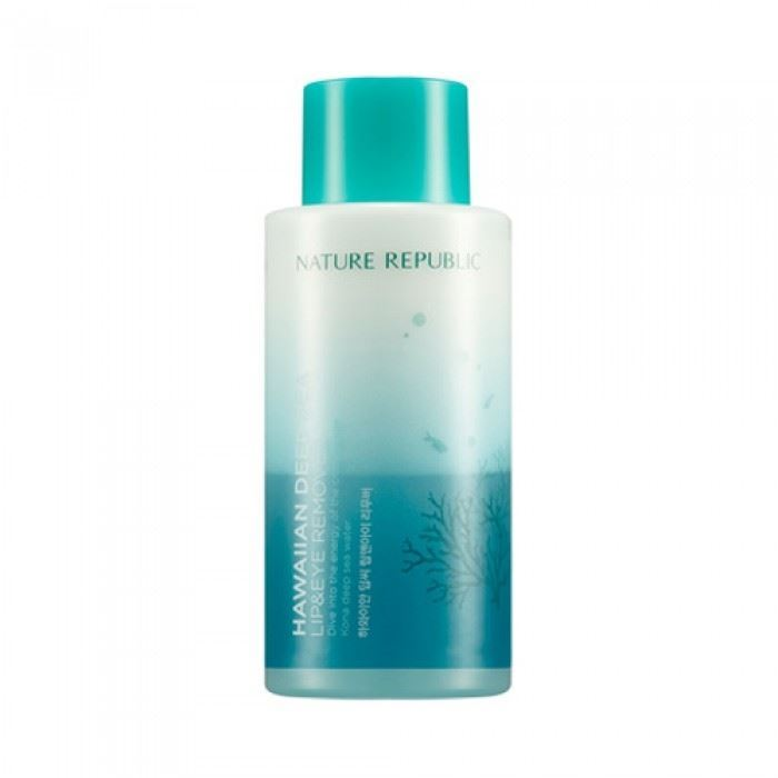 Тоник Nature Republic Hawaiian Deep Sea Lip & Eye Remover