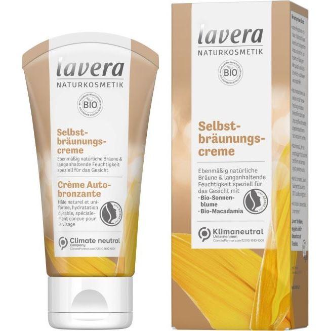 Крем Lavera Self-Tanning Cream 50 мл the yeon canola honey silky hand cream крем для рук с экстрактом меда канола 50 мл