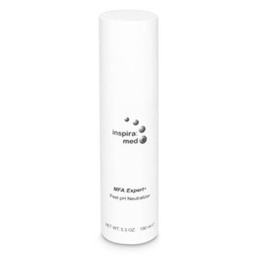 Гель Janssen Cosmetics Inspira Med MFA Expert+ Peel рH Neutralizer тоник для восстановления рн баланса кожи после химического пилинга нейтрализатор 500 мл beautymed