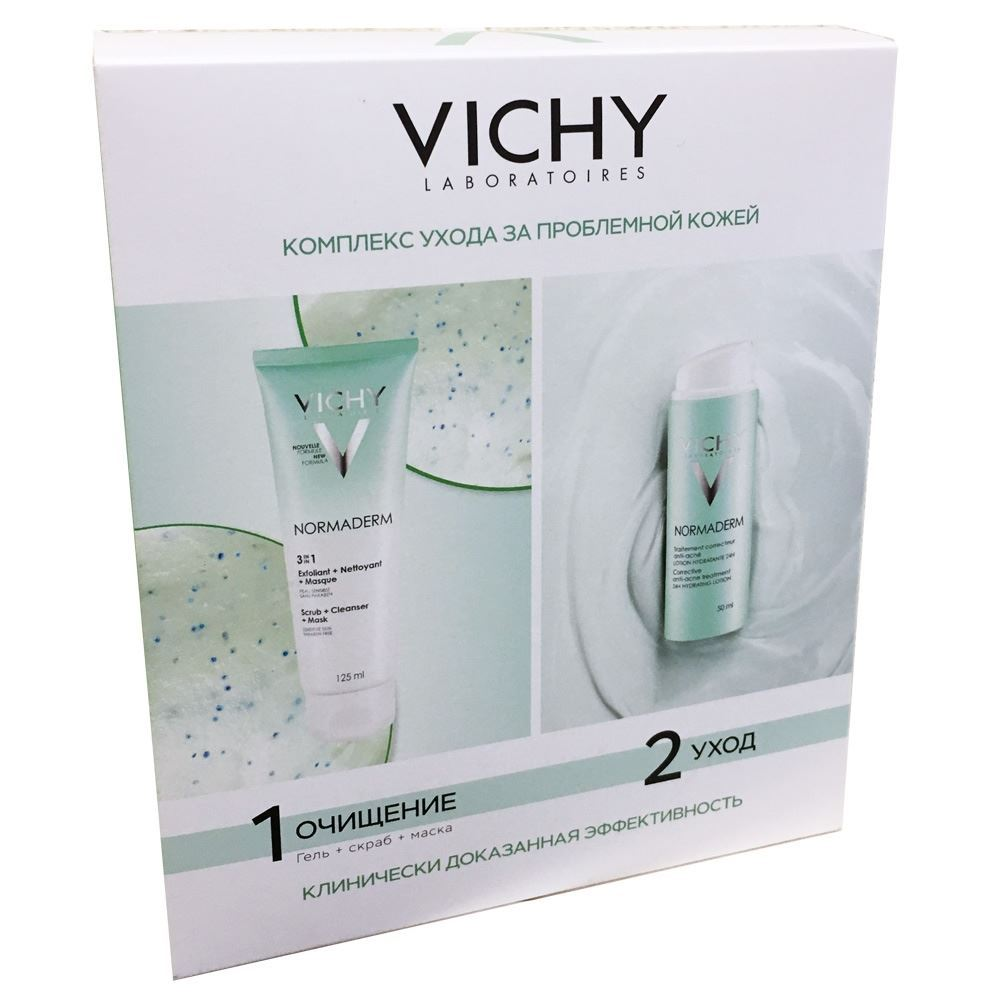 Набор: Набор VICHY Комплекс ухода за проблемной кожей недорого