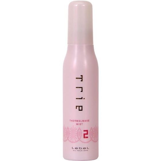 Спрей Lebel Cosmetics Trie Thermalmake Mist 2 lebel cosmetics кондиционер очиститель