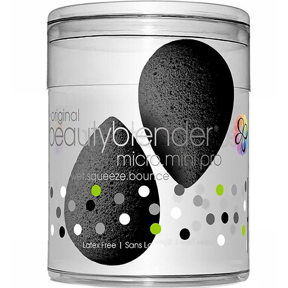 Набор Beauty Blender Micro.Mini.Pro (Набор: 2 шт) набор спонж beauty blender pro on the go набор