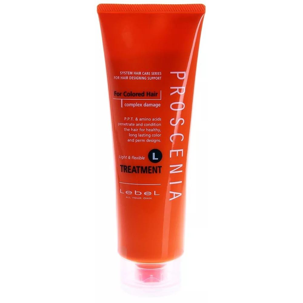 Маска Lebel Cosmetics Proscenia Treatment L сыворотка флюид lebel лосьон для волос proscenia drying fix lebel