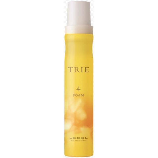 Пенка Lebel Cosmetics Trie Foam 4  200 мл lebel cosmetics trie foam 4 пена для укладки волос 200 мл