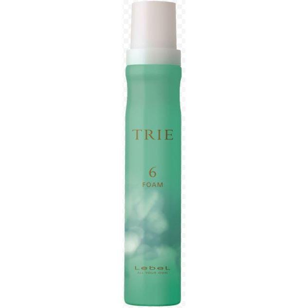 Пенка Lebel Cosmetics Trie Foam 6 пена для волос веллафлекс 2