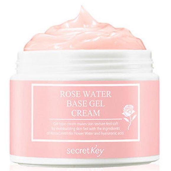 Гель Secret Key Rose Water Base Gel Cream (15 г) крем secret key starting treatment eye cream rose edition