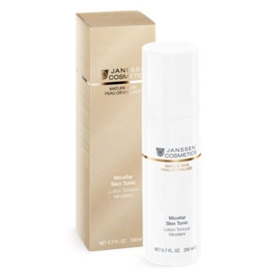 Тоник Janssen Cosmetics Mature Skin Micellar Skin Tonic 500 мл skin cosmetics an overview