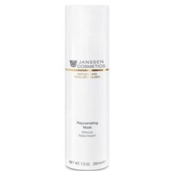 Крем Janssen Cosmetics Mature Skin Rejuvenating Mask 50 мл janssen гель миорелаксант janssen skin regeneration de contract serum gel 190p 50 мл